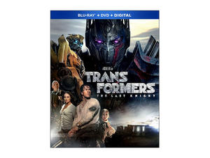 Transformers: The Last Knight Blu-ray review