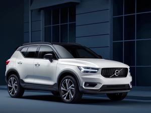 Volvo's new XC40 is a modern, tech-heavy SUV with quirky new leasing option