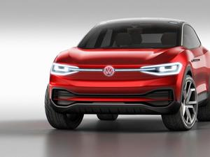 VW I.D. Crozz II concept is the SUV of the future