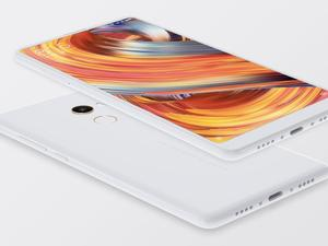 Xiaomi refreshes its all-screen phone