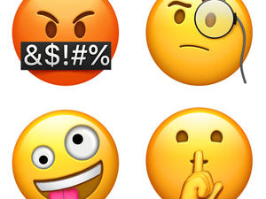 Guess what emoji is the most popular on iOS and macOS