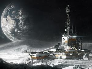 Moon cave discovered that could act as a location to establish a Lunar base