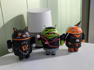 Celebrate the spookiness of Halloween with your Google Home