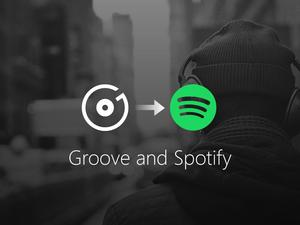 Groove Music gets killed, users being sent to Spotify