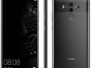 Huawei Mate 10 Pro shows its body in clear leak