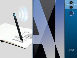 Will Huawei offer a special pen with the Mate 10 Pro?