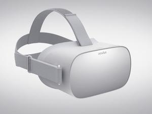 Oculus Go brings the brand into portable virtual reality