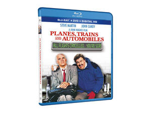 Planes, Trains and Automobiles Blu-ray Giveaway!