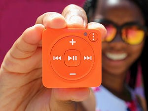 Stream your favorite Spotify tracks without a smartphone using this on-the-go player