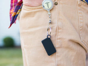 This wireless key keeps your devices secure without the hassle