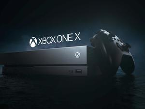 Watch the first TV ad for the Xbox One X
