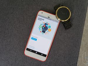 How to set up Android Wear