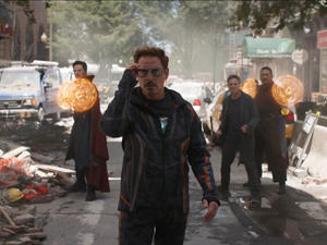 The Avengers May Assemble at the Oscars