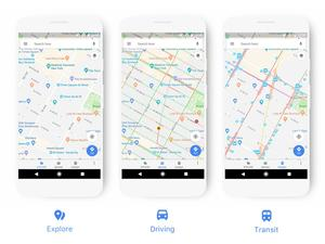 Google Maps gets a fresh redesign to better highlight points of interest