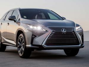 Lexus debuts new three-row option for the RX L SUV
