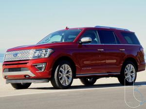 2018 Ford Expedition first drive: Bigger, badder and bolder