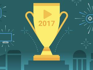 Here's the 'Best of 2017' from Google Play