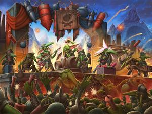 UNSTABLE Magic: The Gathering draft - Pound your friends with just four commons