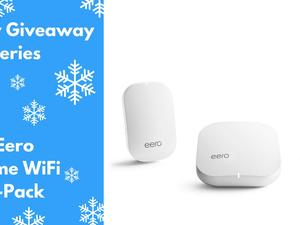 Holiday Giveaway: Eero Home WiFi System!