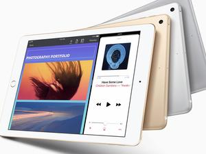 Refresh for Apple's iPad and iPad Mini likely next month