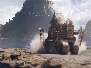 Mortal Engines trailer - Get ready for city-sized war