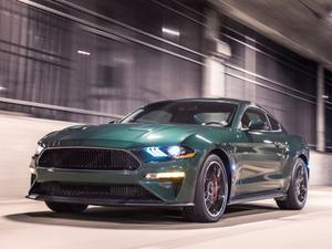 2019 Ford Mustang Bullitt sees the return of a classic