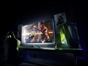 You'll want to return your 4K TV after seeing NVIDIA's BFGD