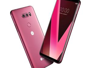 LG remembers the forgotten V30 with a fresh coat of paint