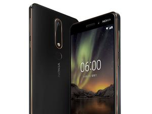 HMD Global updates the Nokia 6 for 2018