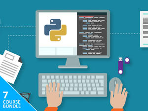 Learning Python never got easier with the help of this programming bundle