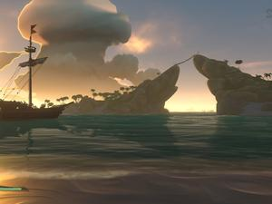 Xbox game Sea of Thieves has its legs, but can it make the long voyage? - Preview