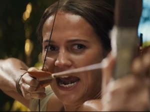 Tomb Raider's return to the silver screen gets a second trailer