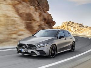 Mercedes-Benz has a new hatchback, and it's a beauty