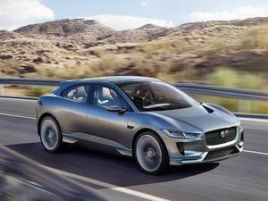 First video of Jaguar I-PACE pulls back the veil on the stunning electric SUV