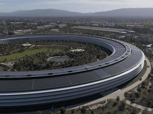 Apple Park nears completion, but it's stunning even unfinished