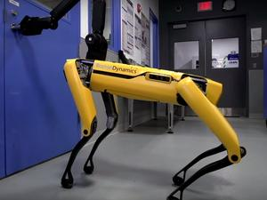Boston Dynamics' newest robot is sure to give you nightmares
