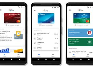 Android Pay, Google Wallet transition to Google Pay today