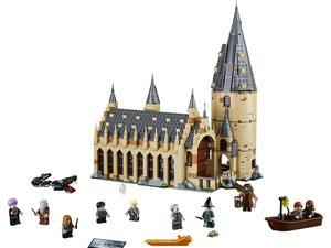 Lego's new Harry Potter Great Hall set is a magical delight