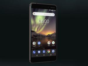 Nokia 6.1, an Android One member, hits the US this month