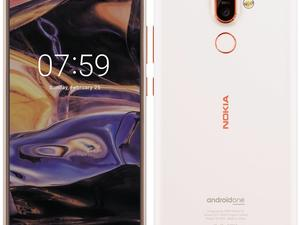 Nokia 7 Plus revealed with 18:9 display, Android One branding