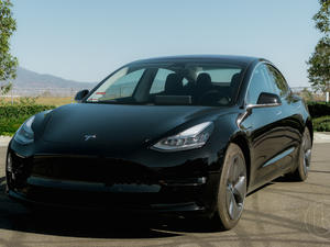 Model 3 now recommended by Consumer Reports after brake issue