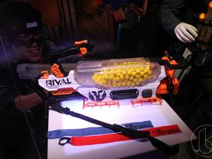 NERF at Toy Fair 2018 – Reloading just got way easier