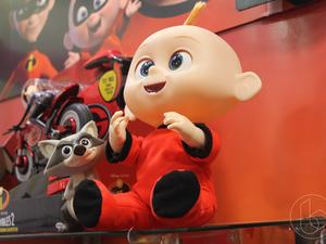 Jakks Pacific at Toy Fair 2018 - Incredibles 2 rule the roost