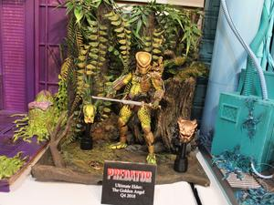NECA grows into Toy Fair 2018 with Chia Pet and del Toro