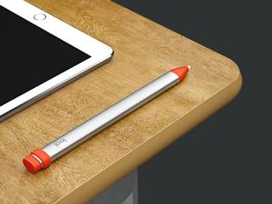 Sketch away on your iPad with $20 off the Logitech Crayon stylus