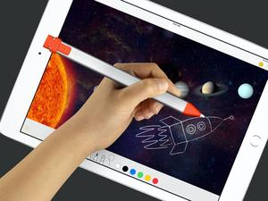 Apple teams up with Logitech for Crayon stylus and keyboard case (Update)