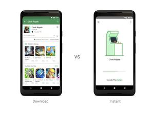 Android games can now be tried without a download