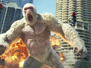 Even The Rock is getting out of the way of The Avengers as Rampage date moves up