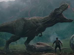 Jurassic World 2 topples Incredibles 2 at the box office in battle of the sequels