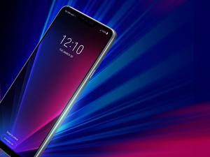 LG G7 ThinQ confirmed to have a big, bright display
